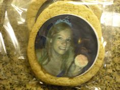 the birthday girl on a cookie! I used https://schmertys.com/store/