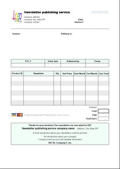 this is free invoice template / free invoice form is designed with, Invoice templates