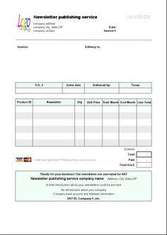 printable receipt templates