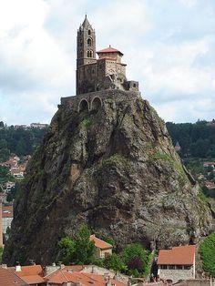 Eglise Saint-Michel à Aiguilhe