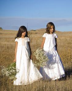 Vestidos de Primera Comunión de Teresa Palazuelo