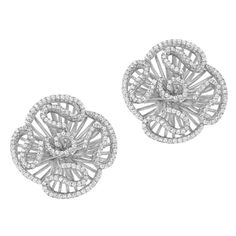 CASCADE STUDS - SILVER - BY FEI LIU - SAVE £23! Regular Price: £225.00 Special Price: £202.00 #gift #studs #silver #earrings #designer #present #Christmas Leather Gifts, Silver Earrings, Studs, Christmas Gifts, Engagement Rings, Personalized Items, Jewelry, Xmas Gifts, Enagement Rings