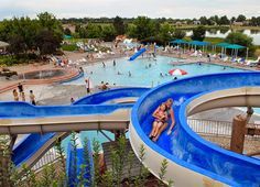 Add these 7 water parks in Colorado to your summer bucket list. 1. Pirates Cove 1225 W. Belleview Avenue Englewood, Colorado 80120 Enjoy some fun in t...