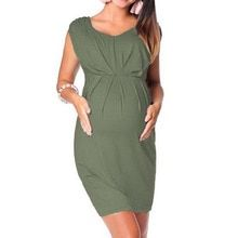 Buy Summer New Fashion Maternity Clothes Pregnant Women Sleeveless Bodycon Dress Sexy Solid Dress Wholesale Free Ship Z4 at www.babyliscious.com! Free shipping to 185 countries. 21 days money back guarantee. Maternity Fashion Dresses, Maternity Dresses Summer, Casual Summer Dresses, Maternity Wear, Dresses For Pregnant Women, Sexy Outfits, Pregnancy Dress, Pregnancy Style, Fit Pregnancy
