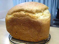 ホシノ天然酵母deブリオッシュ風食パンの画像