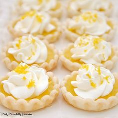 Today's recipe for Lemon Tartlets comes from Tea Time Magazine ! I love their gorgeous magazine full of beautiful recipes and Tea Tim...