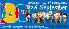 La Journée européenne des langues le 26 septembre (ressources, outils, jeux…) |