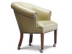 Leathercraft Furniture Bar and Game Room Game Chair 239 - The Village Shoppe - Yakima, WA