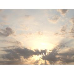 Morning Sky ❤ liked on Polyvore featuring backgrounds
