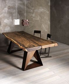 The Design Walker • Tables: Tables, Catalogo Eno, Dining Table, Wood...
