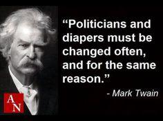 Twain...!! You stable GENIUS!