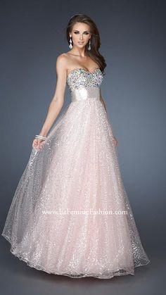 La Femme 18910 | La Femme Fashion 2013 - La Femme Prom Dresses - Dancing with the Stars