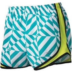Nike Women's Printed Tempo Track Running Shorts! you can never have too many of these!