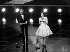 cool Actor Kim Soo Hyun as the presenter at 51st Baeksang Arts Awards May 26, 2015