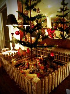 Christmas of Old....