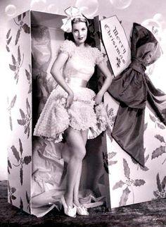 Arlene Dahl - The Christmas Doll! (1947). S)