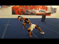 http://www.MagnitudeCheer.com (818) 280-8044  Experience our first-rate tumbling classes, divided by ability to increase your child's physical development, with an emphasis on fitness and fun.  Gain confidence, increase mental and physical strength, teach respect for self and others, and instill integrity while developing well-rounded individuals.  Tumbling classes, cheer classes, All-Star teams, private lessons, birthday parties, and more available.  Call today to schedule a gym tour