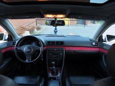 Audi B6 interior