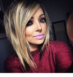 Best Haircuts for Women 2018 Medium Short Long Hair Hairstyles Haircuts, Cool Hairstyles, 2018 Haircuts, Medium Hair Styles, Short Hair Styles, Current Hair Trends, Hair Color And Cut, Great Hair, Hair Highlights