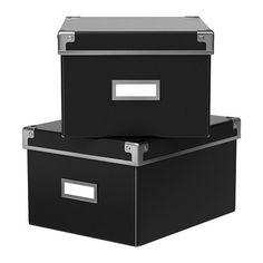 DVD's - Blu-rays Movies Storage Boxes Black - Pack of 2 Verdi http://www.amazon.co.uk/dp/B007ST2KZ4/ref=cm_sw_r_pi_dp_78pVub1JGK9E2