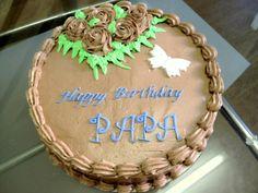 Chocolate Cake with italian swiss meringue chocolate buttercream