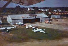 RUTHERFORD  AIRPORT /  WOODLAWN MARYLAND /7100 WINDSOR MILL ROAD 1960s