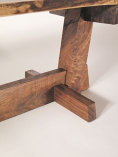 Nakashima Style Coffee Table/Bench