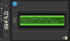 1Sheeld voltmetro tensione sul display smartphone - PROGETTI ARDUINO