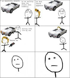 Funny Selection of Rage Comics. Part 7 pics) Derp Comics, Rage Comics, Funny Comics, Really Funny, Funny Cute, The Funny, Hilarious, Stupid Memes, Funny Memes