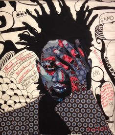 Bisa Butler Depicts Beauty, History, and Culture with Her Original Quilts. Collage Artists, Textile Artists, African Quilts, Fiber Art Quilts, African American Artist, African Artists, Urbane Kunst, Renaissance Artists, Black Artists