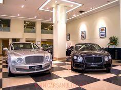Cars & Life | Cars Fashion Lifestyle Blog: Cars at HR Owen, Berkley Square London | Bentley and Bugatti