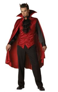 Devil costume for men!