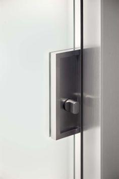 Dettaglio serratura porta scorrevole interno muro in for Serratura porta scorrevole barca