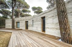 Pinewood of Marina / Massimo Fiorido Associati