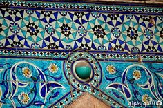 Gipsy Quilt: Istanbul Otherwise - Section II - Daily Colours