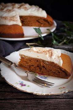 Sütőtökös torta recept