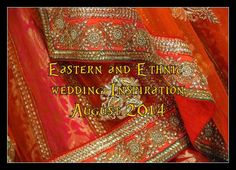 Ethnic and Eastern Bridal Inspiration August 2014 by Magpie Calls Ethnic Wedding, August 2014, Magpie, Wedding Inspiration, Bridal, Eurasian Magpie, Bride, The Bride