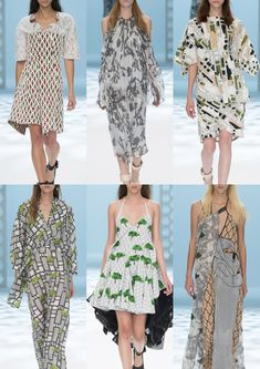 Lattice Pattern – Simple Silhouettes – Grid-like Geometrics – Ariel Land Drawings – Tree Illustrations – Moorish and Arab Culture chalayan