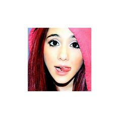 Ariana Grande Icons. || Made by kaleidoscopesmile. ❤ liked on Polyvore
