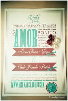 Casamento blog de noivas Obrigado Santo Antônio vintage14