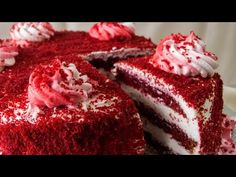 Red Velvet Cake Recipe / Cooker Cake / Eggless Baking Without Oven – CookingShooking
