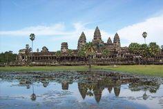 Angkor Wat   Siem Reap, Cambodia    口コミで選ぶ 行ってよかった海外観光地 Top 50/2012【トリップアドバイザー】