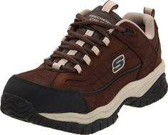 Skechers for Work Men's Soft Stride Lace Up Athletic,Brown/Taupe,7 M Skechers http://www.amazon.com/dp/B002AQSFK4/ref=cm_sw_r_pi_dp_yIj9ub1H46V0N