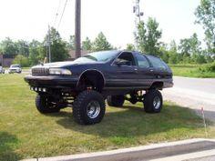 '97? Chevrolet Caprice wagon