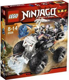Lego Ninjago: skull truck (2506)