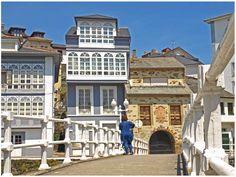 Luarca (Astúrias, España) – Foto Holidays Asturias / http://turismoenllanes.es/2014/11/27/%E2%9C%94-25-fotos-para-morir-de-amor-por-asturias/