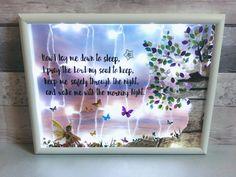 A custom order.. fairies, butterflies and a beautiful tree! Visit my etsy shop love4lemons.etsy.com