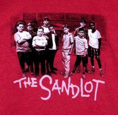 The Sandlot T Shirt - The Sandlot Team Photo T-Shirt - NerdKungFu