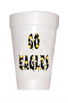 USM Go Eagles