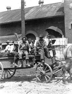 Birmingham Alabama--convicts